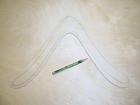 bumerangs selber bauen ein kleiner online kurs. Black Bedroom Furniture Sets. Home Design Ideas